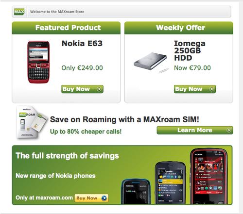 maxroam online store