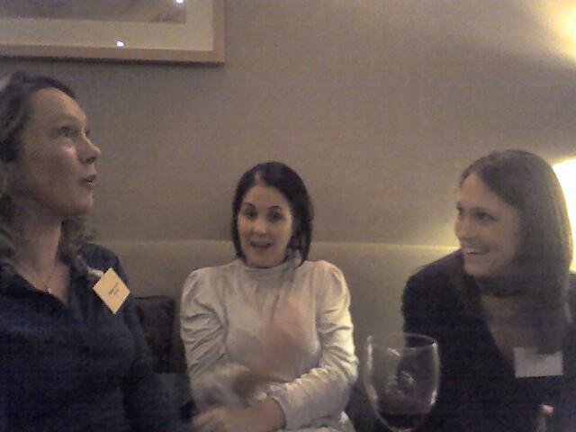 Eibhlin, Pamela and Tara - Panelists at the NWED.ie conference tomorrow