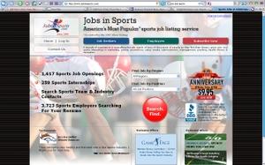 Jobsinsports